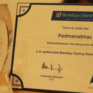 Official Distributors of Bombay Dyeing
